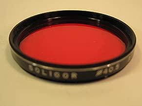 Camera Lens Filter, Soligor Red 40.5 R1