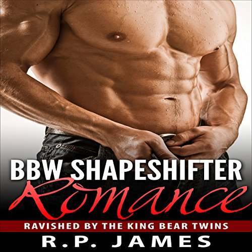 Ravished by the King Bear Twins audiobook cover art