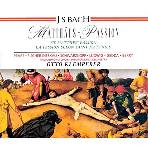 St. Matthew Passion, BWV 244, Pt. 2: No. 63, Recitative and Chorus