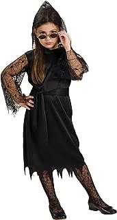 Rubies Child's Gothic Lace Vampires Costume, Medium