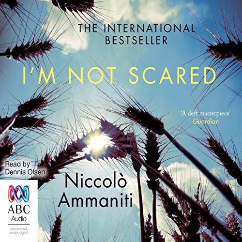 I'm Not Scared                   By:                                                                                                                                 Niccolò Ammaniti                               Narrated by:                                                                                                                                 Dennis Olsen                      Length: 5 hrs and 4 mins     Not rated yet     Overall 0.0