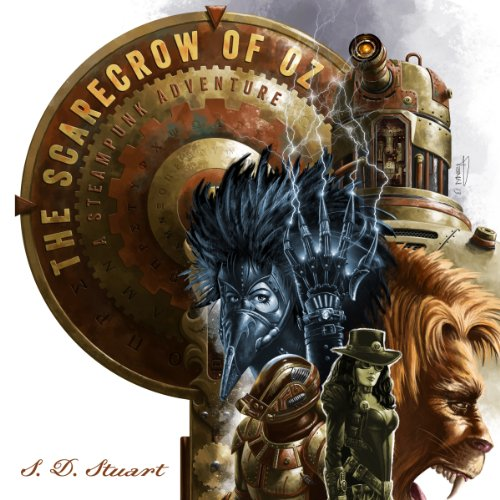 The Scarecrow of OZ  By  cover art