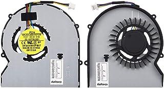 KINPOWER Ventilateur de CPU Fan 4Pin pour HP ProBook 470 Series 470 G4