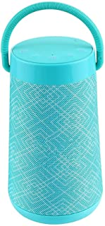 $126 » LKYBOA Outdoor Portable Handle Fabric Bluetooth Speaker Can Insert Card Radio Bluetooth Audio Subwoofer (Color : Sky Blue)