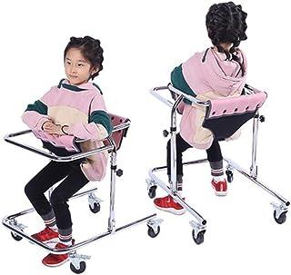 Mobility Aids & Supplies Walker Children With Wheeled Walker Folding Rehabilitation Children's Walker Lower Limb Training ...