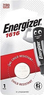 Energizer ECR 1616BP1 Energizer MAX- SP COIN Lithium Batteries - 3V ECR 1616BP1 [Pack Of 1] - (Pack of1)