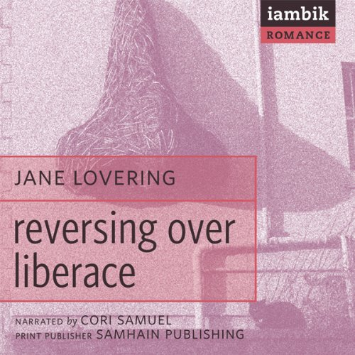Reversing over Liberace audiobook cover art