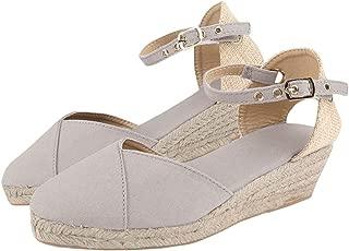 vegan espadrille sandals