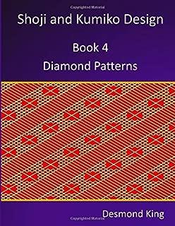 Shoji and Kumiko Design: Book 4 Diamond Patterns