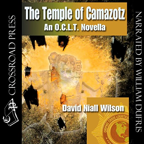 The Temple of Camazotz - An O. C. L. T. Novella audiobook cover art