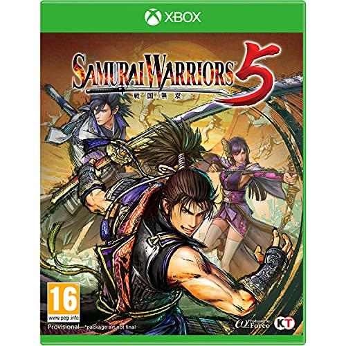 Inconnu Samurai Warriors 5 Box UK/JPN Voice/UK & FR Text