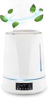 Grundig Luchtbevochtiger - beschermt tegen droge huid - goed voor planten - 4 l - wit