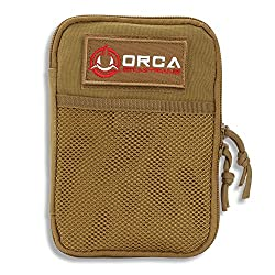 Orca Tactical MOLLE Gadget EDC Utility Pocket Pouch