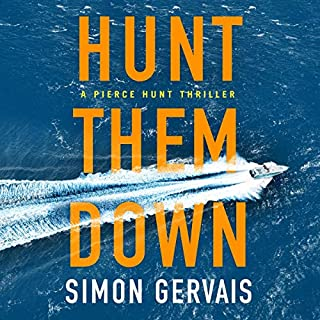 Hunt Them Down audiobook cover art