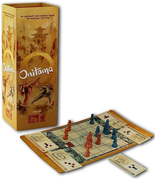 NEW Board Game English Onitama