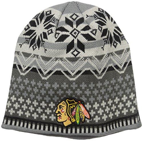 Zephyr NHL Chicago Blackhawks Oslo Knit (Wintermütze)