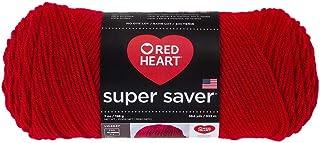 Red Heart Yarn Heart Super Saver Yarn 319