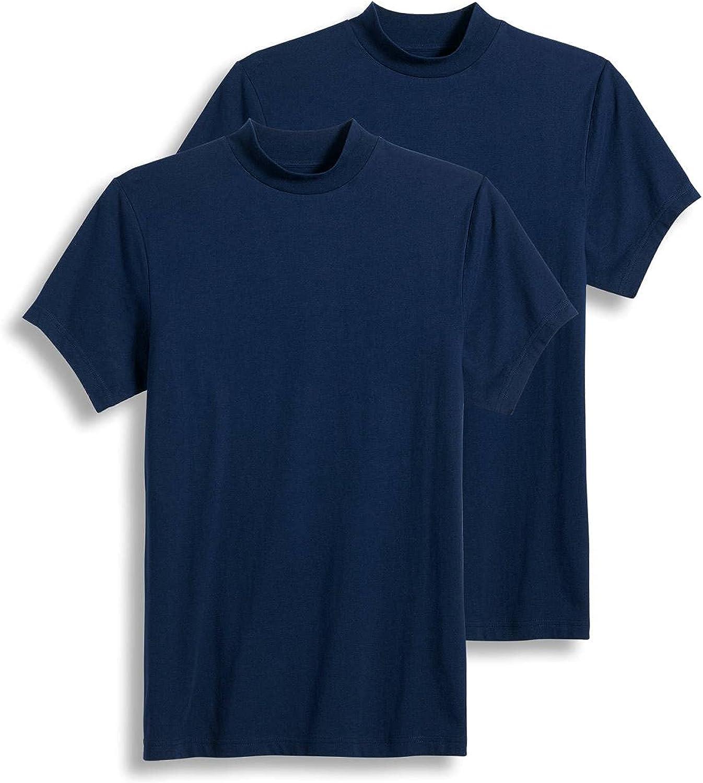 mock t shirt