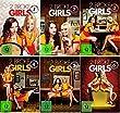 2 Broke Girls Staffel 1-6  1 2 3 4 5 6   DVD Set
