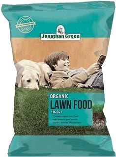 Jonathan Green & Sons 7566565 Organic Lawn Food 10-0-1 (5,000 sq. ft.)