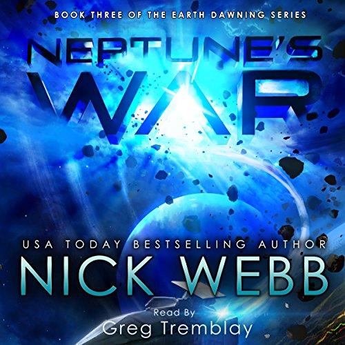 Neptune's War audiobook cover art