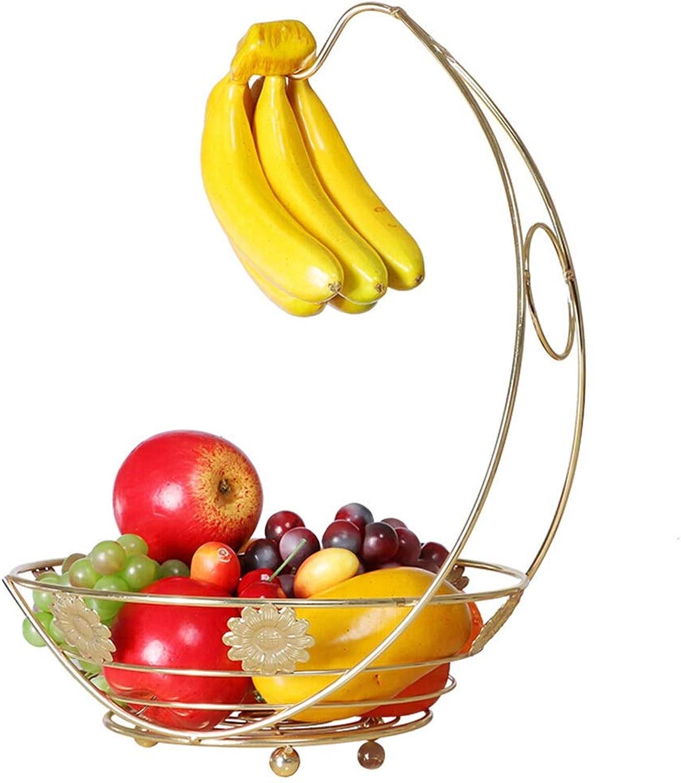 LIHUA Panier de Fruits créatif Salon Panier de Fruits Panier de Fruits Panier de Fruits Bar Panier de Fruits Cuisine Présentoir de Fruits Support à Fruits à la Banane