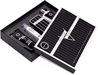 Armaf Ventana Men, 4 Pieces Gift Set, Ventana Eau De Perfume - 100ml, Shower Gel - 100ml, Shampoo - 250ml, Perfume Body Sp...