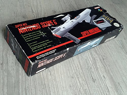 SNES - Nintendo Scope Bazooka + Super Scope 6