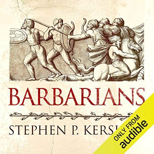 Barbarians audiobook cover art