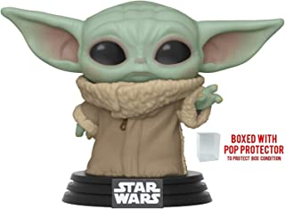 POP! Funko Star Wars The Mandalorian - Baby Yoda The Child Vinyl Figure