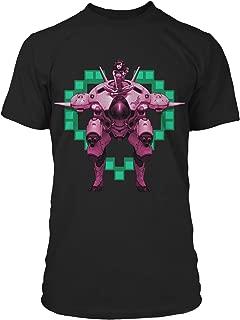 Overwatch Play to Win (D.Va) Men's Gamer Tee Shirt