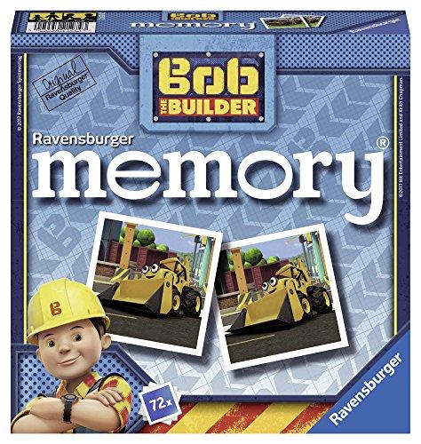 Ravensburger 21274 - Bob the Builder memory Kinderspiel