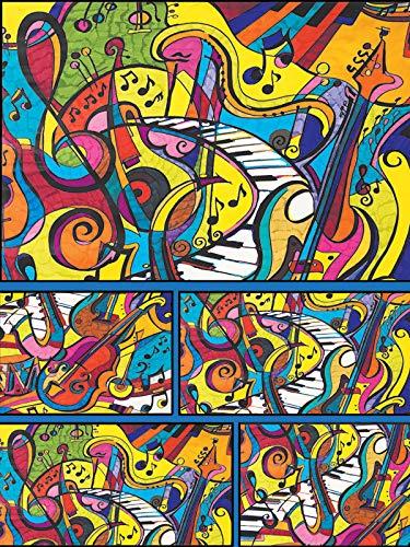 Colorvelvet BOX16 opbergdoos, fluweel, om in te kleuren