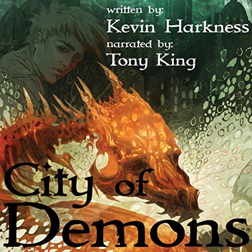 City of Demons cover art