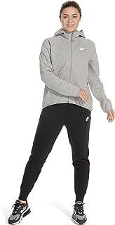 Nike Women's W NSW Tch FLC Pant Trouser