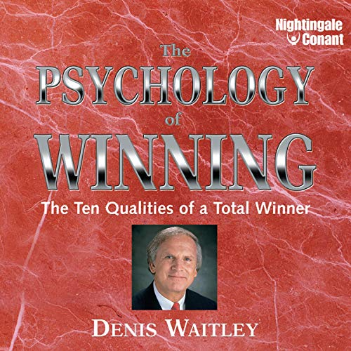 The Psychology of Winning audiobook cover art