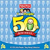 Songtexte von Little People - Little People 50th Birthday Sing‐Along Collection