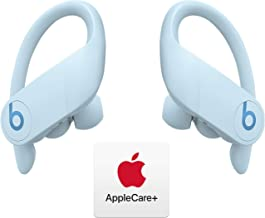 Powerbeats Pro Totally Wireless Earphones - Apple H1 Chip - Glacier Blue with AppleCare+ Bundle
