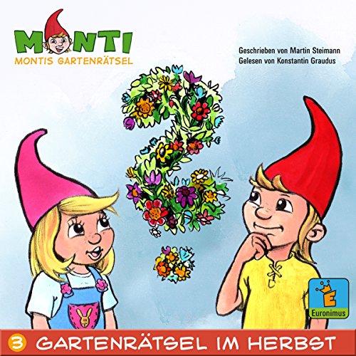 Montis Gartenrätsel im Herbst cover art