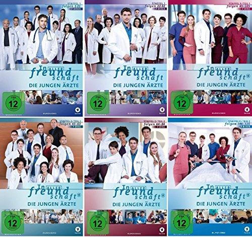 Staffel 1-3 (42 DVDs)