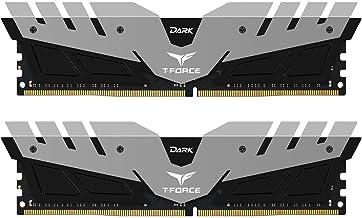 Team Dark 16GB (2 x 8GB) 288-Pin DDR4 SDRAM 3000 (PC4 24000) Memory Model TDGED416G3000HC16CDC01
