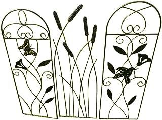 Fancy Gardens Cattail Garden Trellis 9