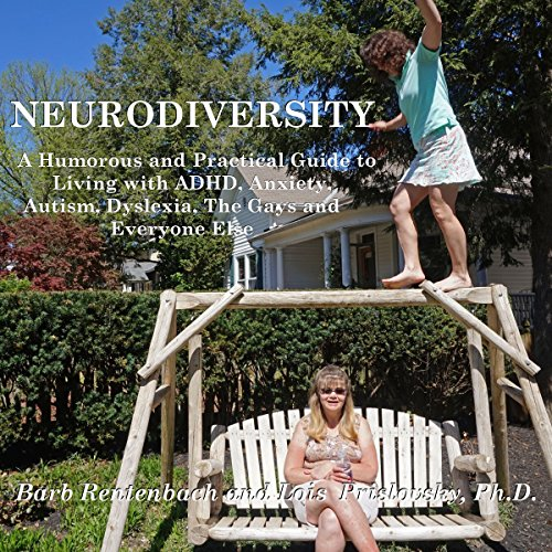 Neurodiversity audiobook cover art