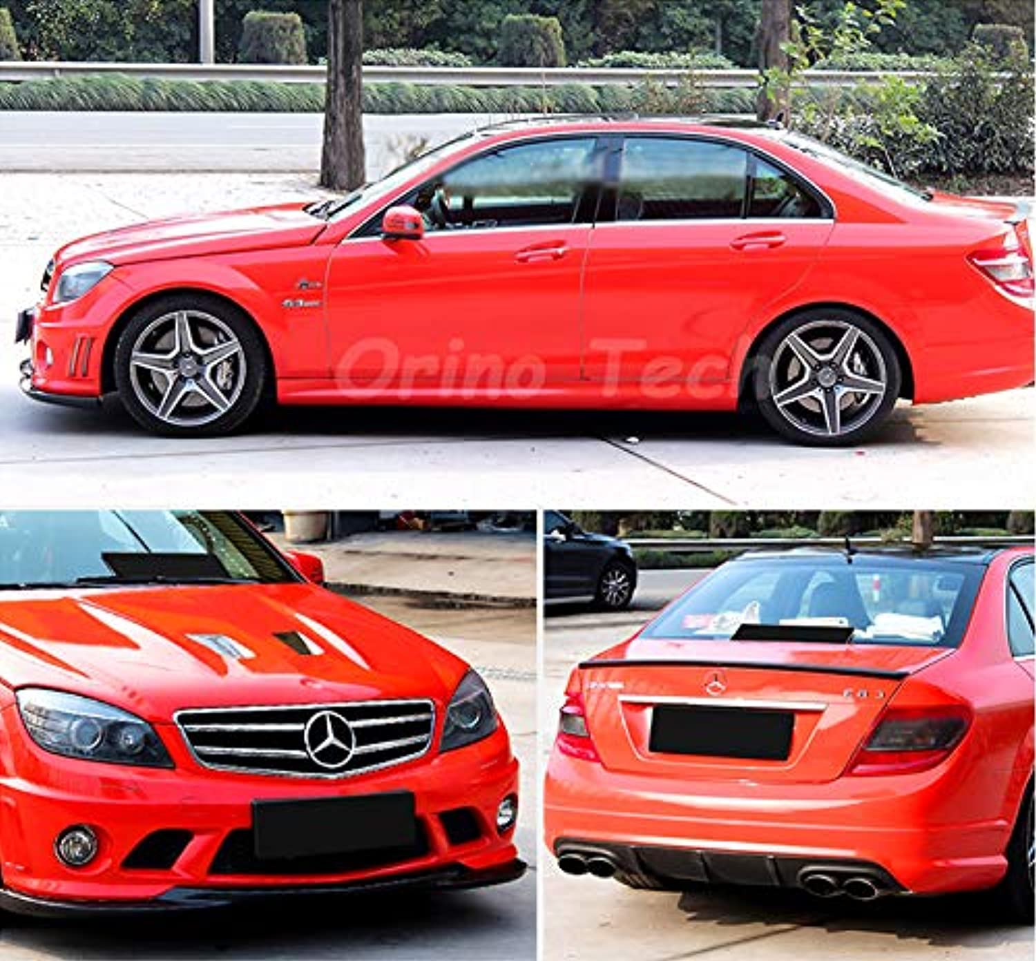 Popular Red Glossy Vinyl Wrap Car Sticker with Air Bubble Free Red Gloss Film Motorcycle Boat Body Wrapping Foil