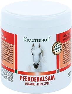 comprar comparacion Kräuterhof 2197 - Bálsamo para caballos (extrafuerte, 500 ml)