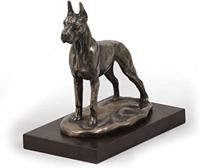 dog bust marble statue Saluki USA ArtDog Limited Edition