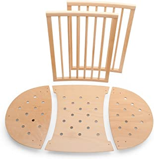 Stokke Sleepi Crib Conversion Kit in Natural (Crib not included)