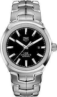 TAG Heuer - orologio Link Calibre 5 automatico Acciaio 40mm WBC2110.BA0603 - Default Title