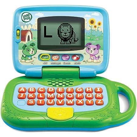リープフロッグ 英語学習 パソコン LeapFrog My Own LeapTop Green