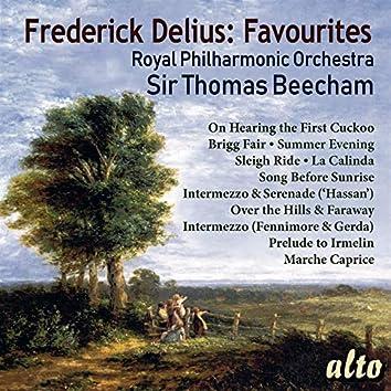 Frederick Delius Favourites